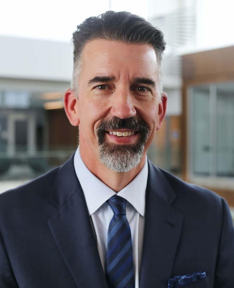 Dr. Craig Caldwell Headshot